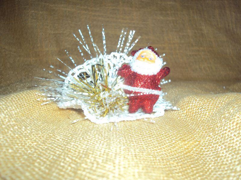 Deco Noel Crochet.Crochet D Art Déco Creches De Noel Deco Noel